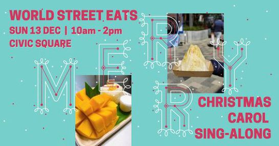 World Street Eats - Taste The World at Civic Square