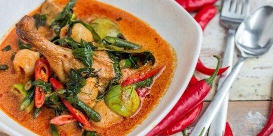 Thai Cooking Class - Autumn Menu
