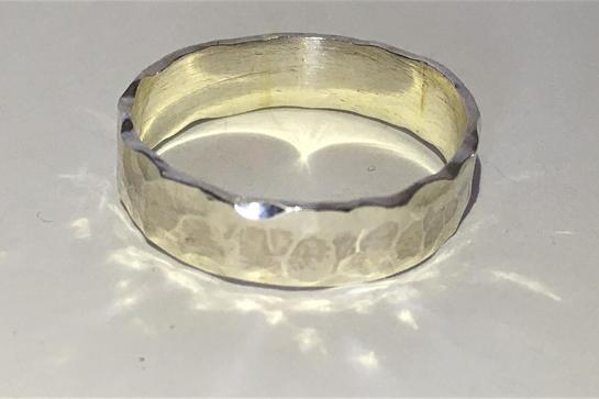 Silver Ring Making Workshop @ Port Lincoln