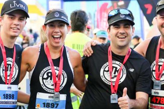 Gold Coast Running Festival