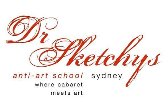 Dr Sketchys Sydney Anti-Art School 2019