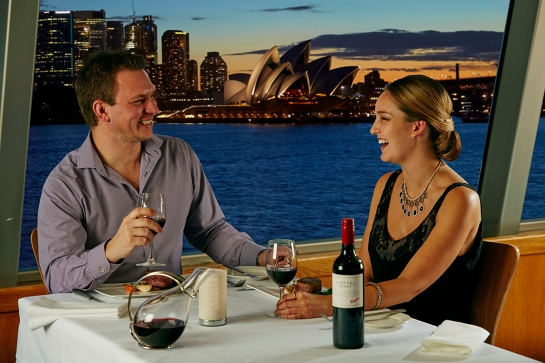 Gold Penfolds Dinner Cruise