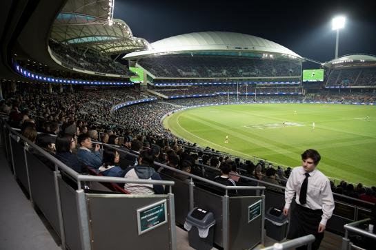 East Open 10 - Port Adelaide v Gold Coast Suns, Round 17