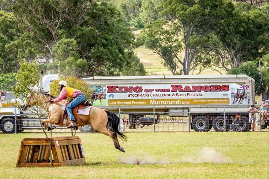 King of the Ranges Stockman's Challenge and Bush Festival