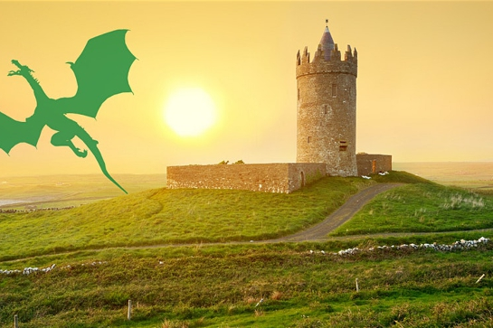 Castles and Dragons - Creative Writing for Kids