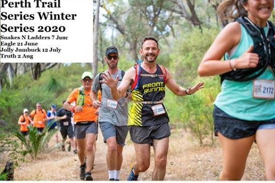 Trail Running Winter Series:4 Events-5k,10k,Half Mar/50kUltra