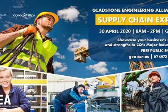 GEA's 2020 Supply Chain Expo