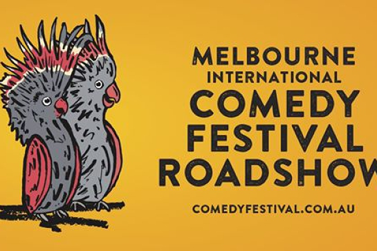 Melbourne International Comedy Festival Roadshow 2020