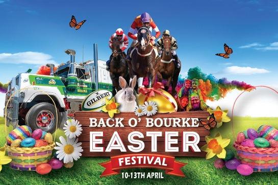 Back O' Bourke Easter Festival