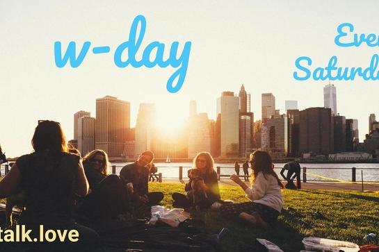 Webtalk Invite Day - Sidney - Australia - Weekly