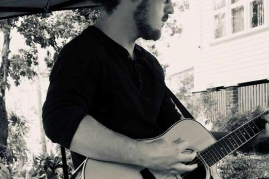 Braden Gray Performing Live