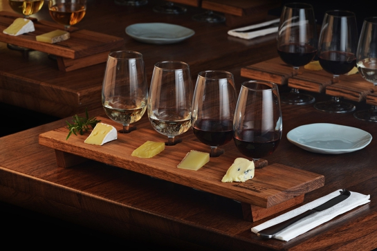 Taste Yarra Valley - Tasting Flights: wine and cheese