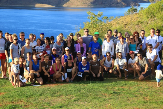 Lake Argyle Adventure Race