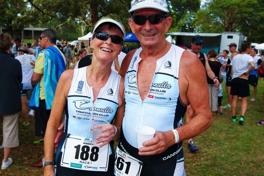 Triathlon NSW Sprint Series Kurnell (January)