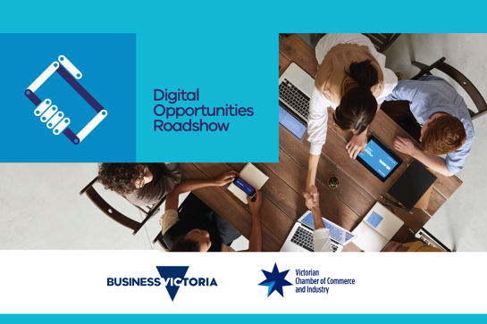 Digital Opportunities Roadshow - Wangaratta