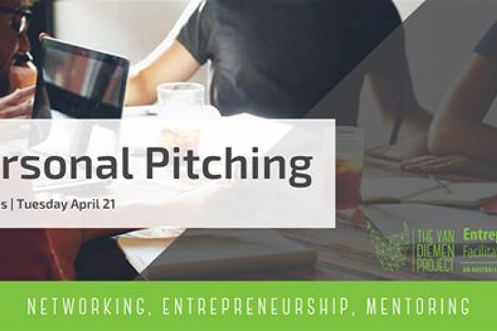 Personal Pitching | St. Helens
