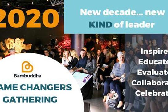 Gamechangers Gathering 2020