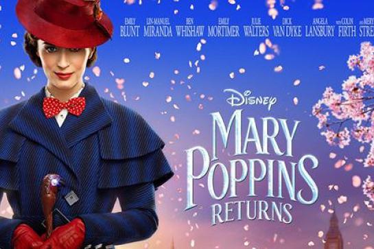Mary Poppins Returns - Free Family Film