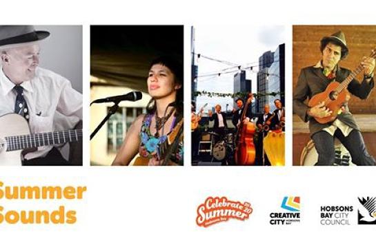 Summer Sounds 2020 - Williamstown