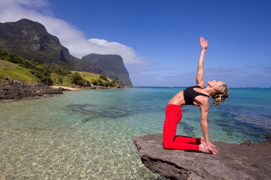 Wellness Week with Charlotte Dodson at Pinetrees Lord Howe Island