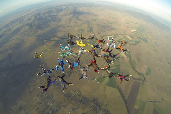 Skydive Ramblers Equinox Boogie 2021 - Skydiving and Music Festival