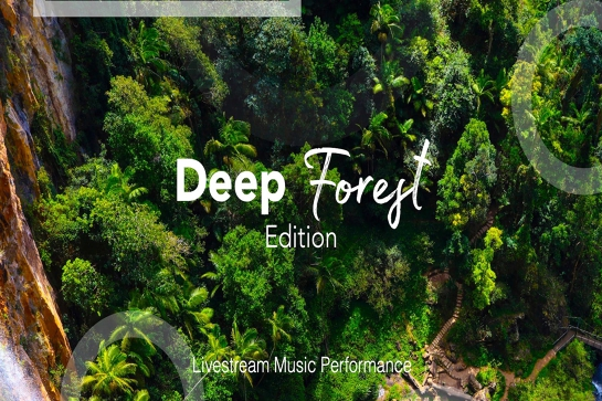 "MANSON & Friends Presents - The ""Deep Forest"" Music Livestream"