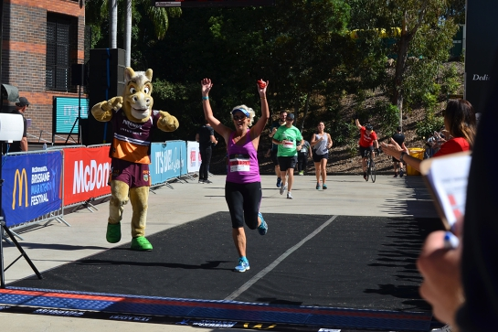 McDonald's Brisbane Marathon Festival Virtual Run