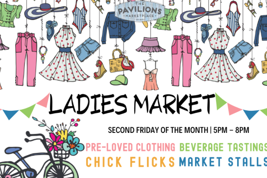 Pre- Loved Ladies Market