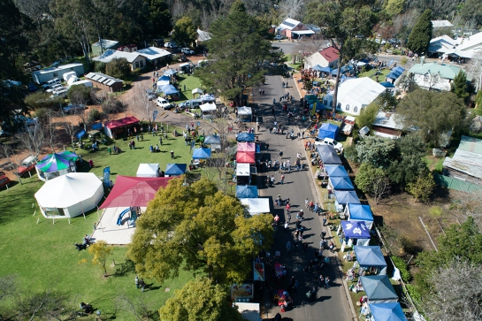 Live Lighter Nannup Flower and Garden Festival