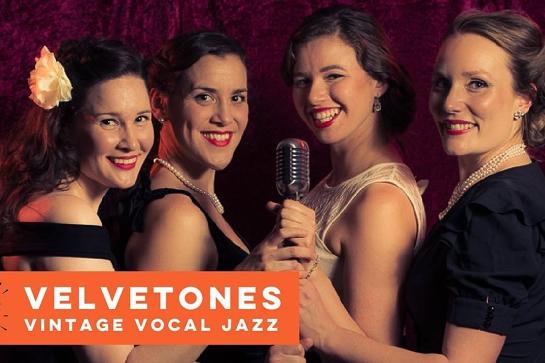 Vintage Vocal Jazz Workshop