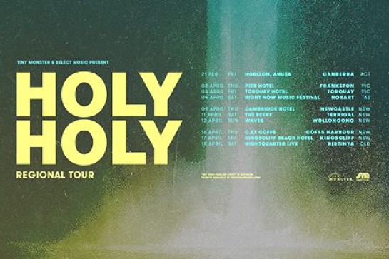 HOLY HOLY - Kingscliff - Selling FAST