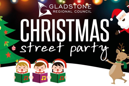Christmas Street Party