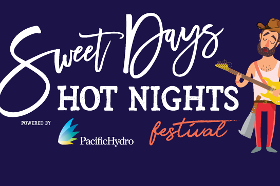 2020 Sweet Days Hot Nights Festival - AHCCC