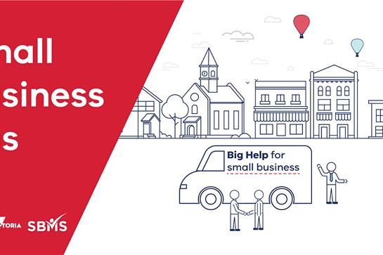 Small Business Bus: Port Melbourne