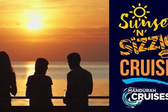 Sunset 'N' Sizzle Cruise