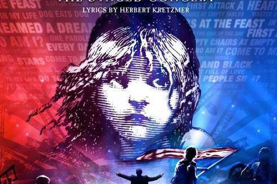 Les Mis - The Stage Concert