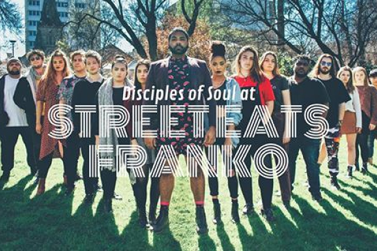 Disciples of Soul @ Street Eats Franko!