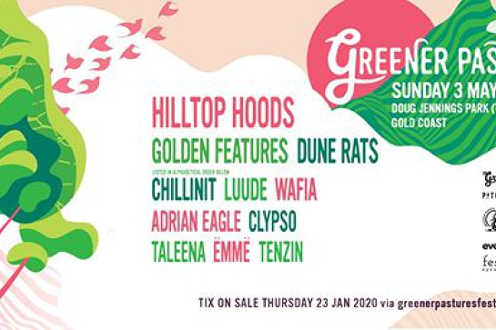 Greener Pastures Festival 2020