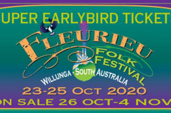 Fleurieu Folk Festival 2020
