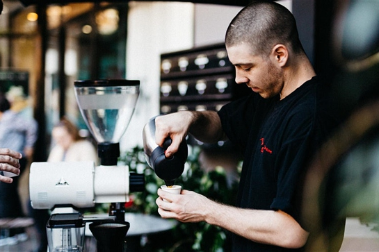 Specialty Barista Training #03- Brew Master