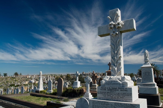 Waverley Cemetery Tours