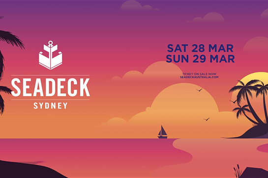 Seadeck Sunset Cruise - Sat 28th March