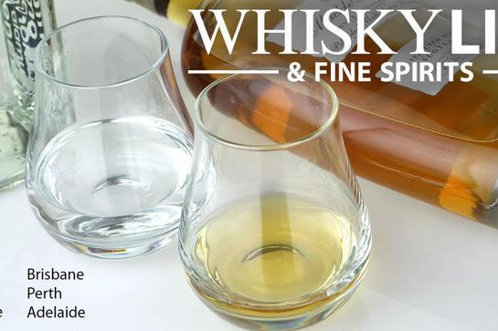 Whisky Live Melbourne 2020