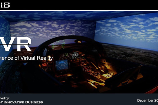 The Science of Technologies - The Science of Virtual Reality