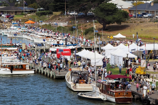 South Australian Wooden Boat Festival