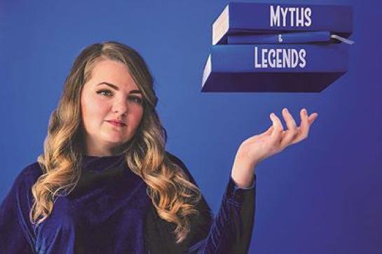 Myths and Legends | Danielle Walker GCLF 2020