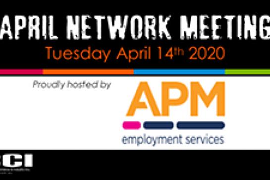 GCCI April Network Meeting