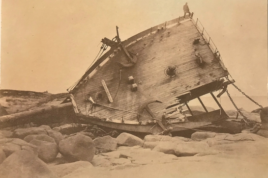 Triumphs and Tragedies - Shipwrecks in the Furneaux Group
