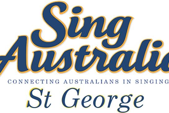 Community Singing with Sing Australia St George