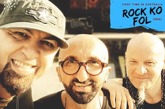Rock Ko Fol Live in Sydney